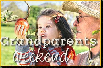 grandparents weekend