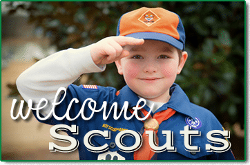 welcome scouts
